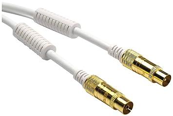 G&BL HE124MF15 1.5m IEC IEC - Cable coaxial (IEC, IEC, Oro,
