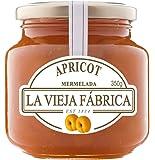 LA VIEJA FABRICA Apricot Mermelada Jam - 350 Grams