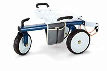 Carros de gorila gcg-rgs Rolling patinete de jardín: Amazon ...