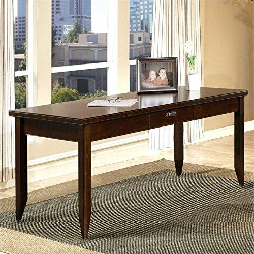 (kathy ireland Home by Martin Tribeca Loft Cherry Writing Desk)