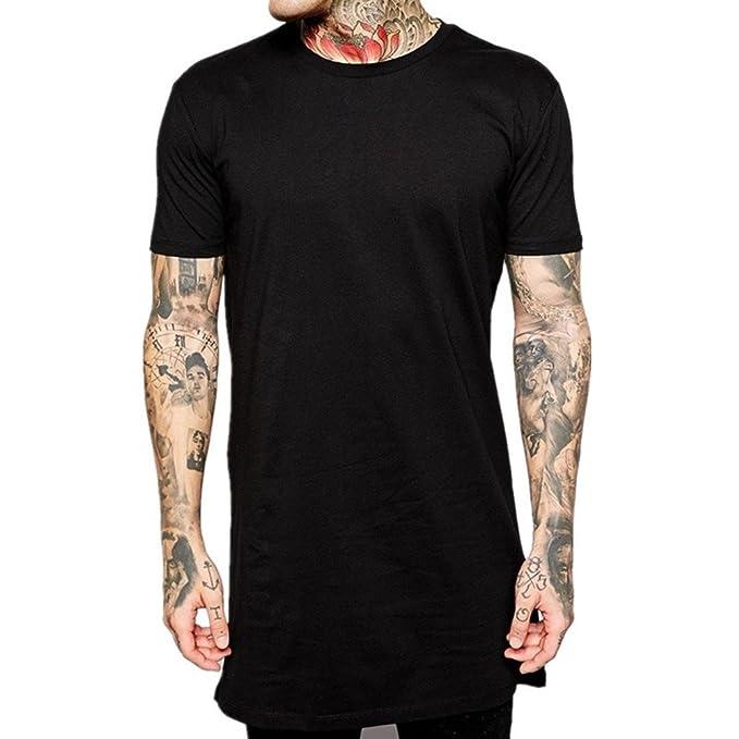 JBF cloth Jbf Men Tall Tee Longline T Shirt Elongated T Shirt ... 78a4f59d1