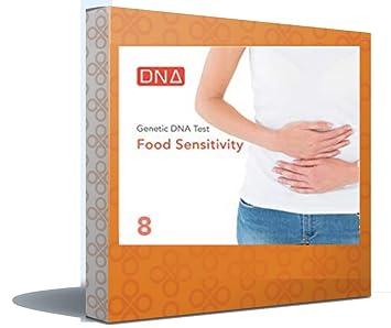 Amazoncom Food Allergy Dna Test Kit For Food Sensitivity Food
