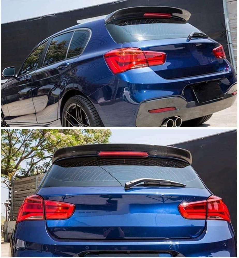 Dominierende Modifikation LGNB Carbon Fiber Rear Spoiler Heckspoiler Top Wing F/ür BMW 1Er F20 116I 118I 120I 125I 135I 135Is 2015 2016 2017 2018 2019