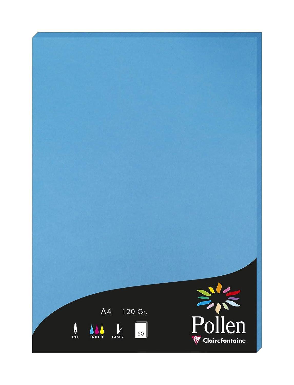 50 Blatt Papier Pollen 120g Litschi DIN A4