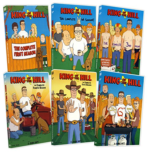 King of the Hill - Seasons 1 - 6 by 20th Century Fox