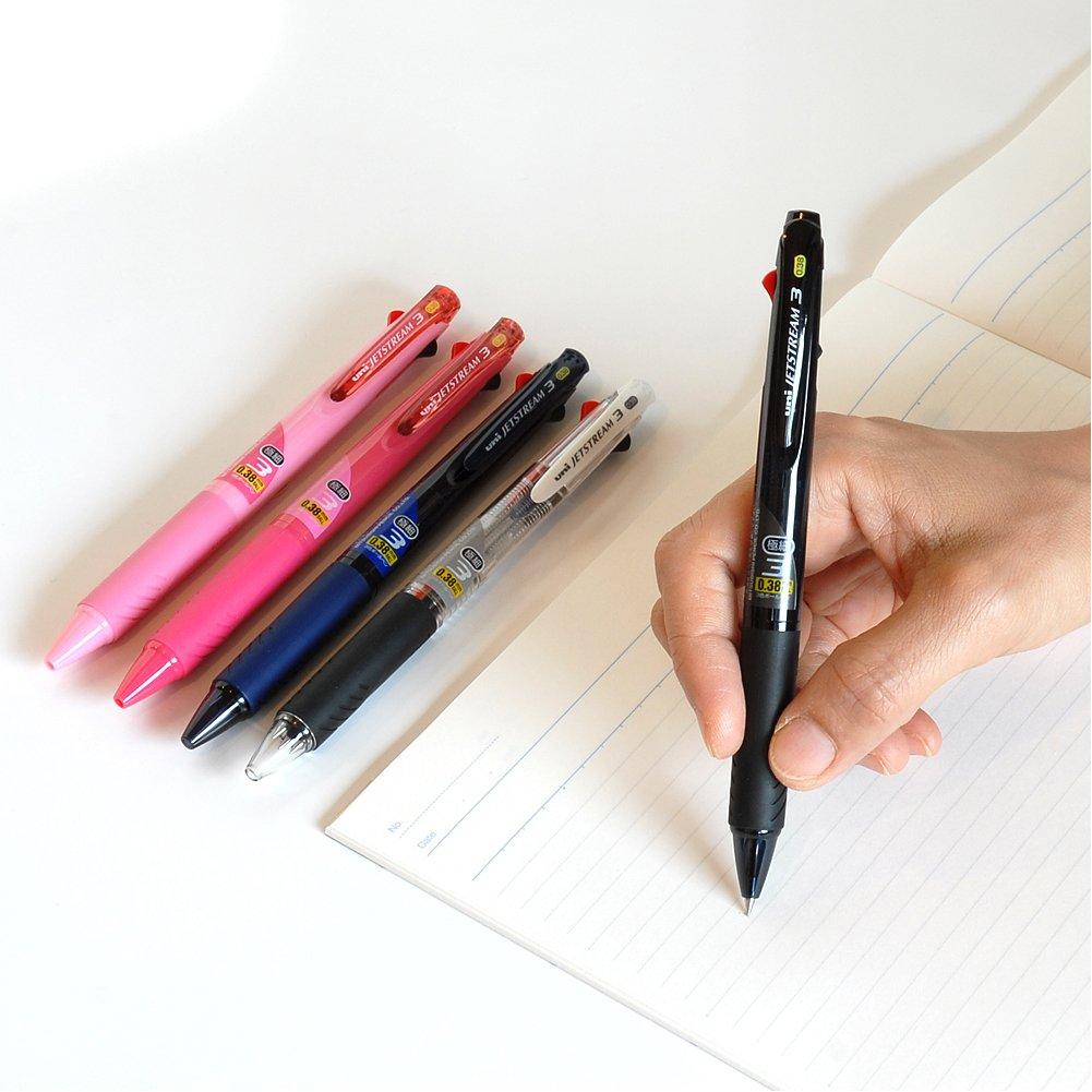 三菱鉛筆 ジェットストリーム 3色ボールペン