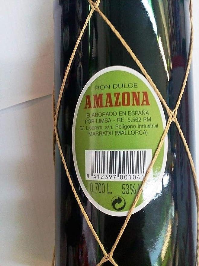 Ron Amazona 70cl