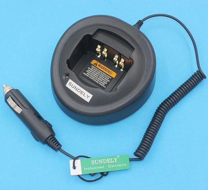 SUNDELY® Ni-MH Ni-CD Li-ion batería 12 V adaptador de CC ...