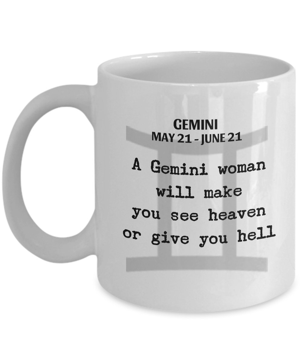 Amazoncom Sthstore A Gemini Woman Will Make You See