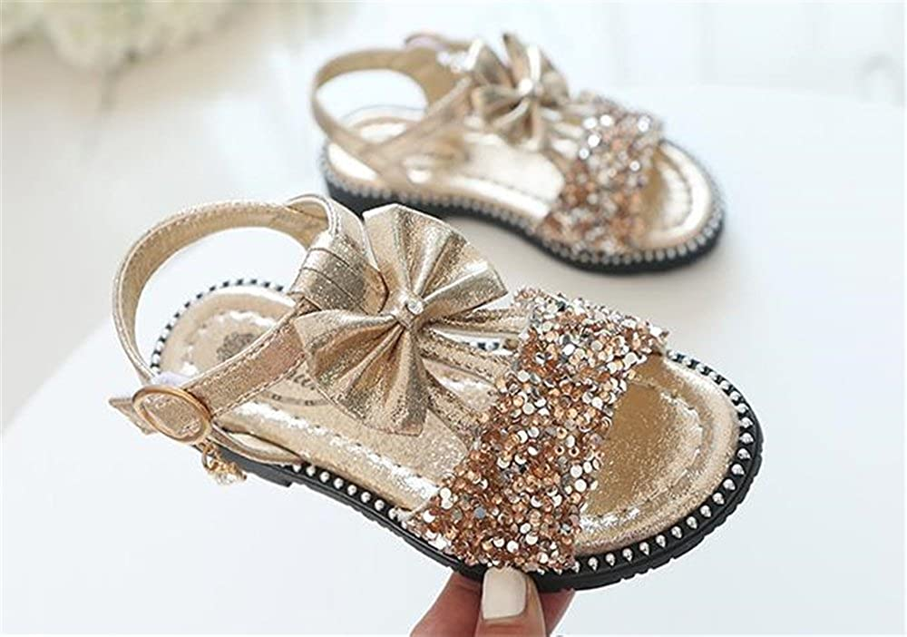 F1rst Rate Girls Fashion Princess Sandals Cute Butterfly Anti-Skid Sandal Beach Shoes