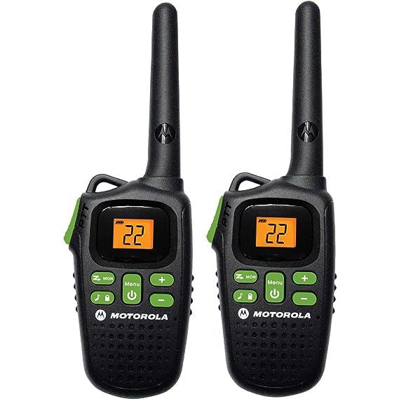 amazon com motorola md200r frs two way 20 mile radio pack black rh amazon com Motorola Talkabout Owner's Manual Ts800 motorola talkabout t5920 range