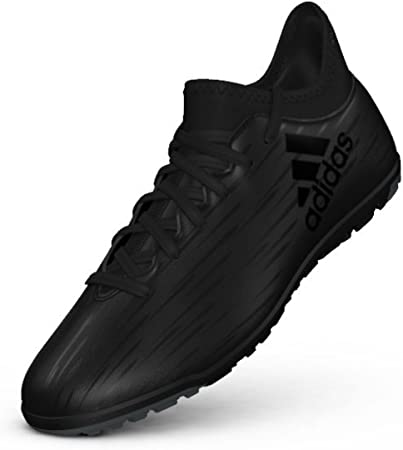 adidas X16.3 TF J Black Indoor Soccer Shoes 2: