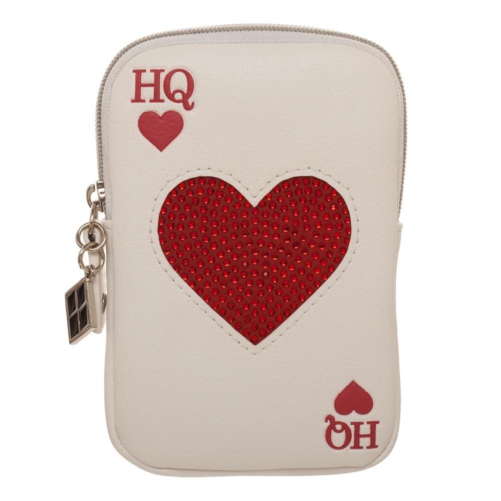 Harley Quinn Coin Pouch ACCESSORY レディース US サイズ: One Size カラー: ホワイト   B07CZ3X9NF