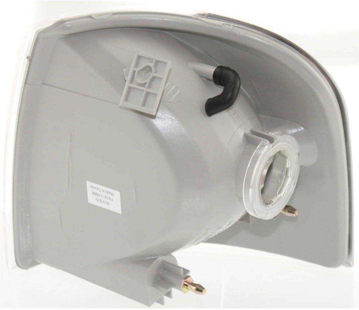Lens and Housing Except Sport Model FO2521167 1L2Z13200AA New Right Passenger Side Corner Lamp For 2002-2004 Ford Explorer