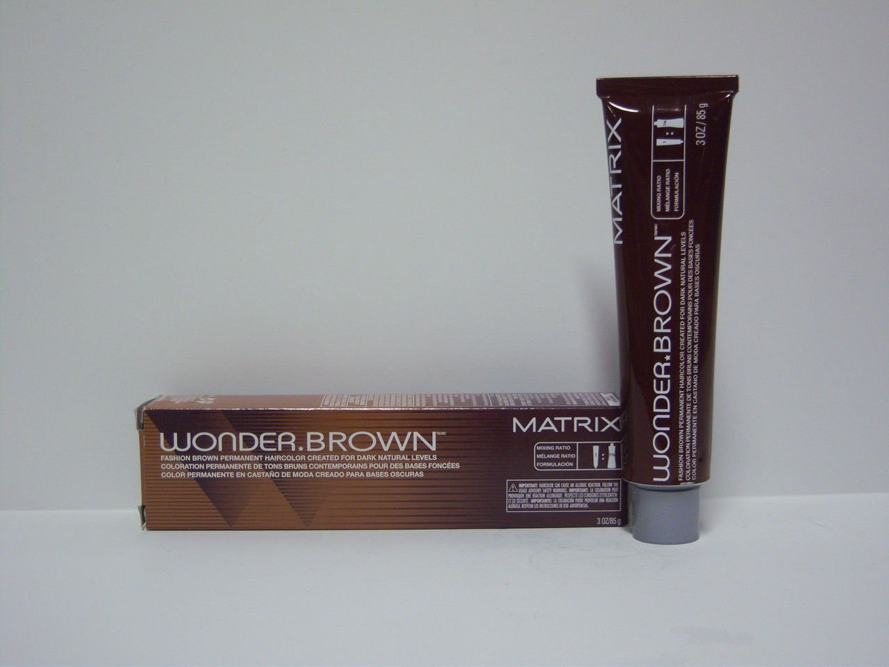 Amazon Matrix Wonder Brown Wb 7m Dark Blonde Mocha 3oz