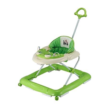 Pawhut Homcom® Andador Unidad Ayuda Andador para Baby gehfrei Baby ...