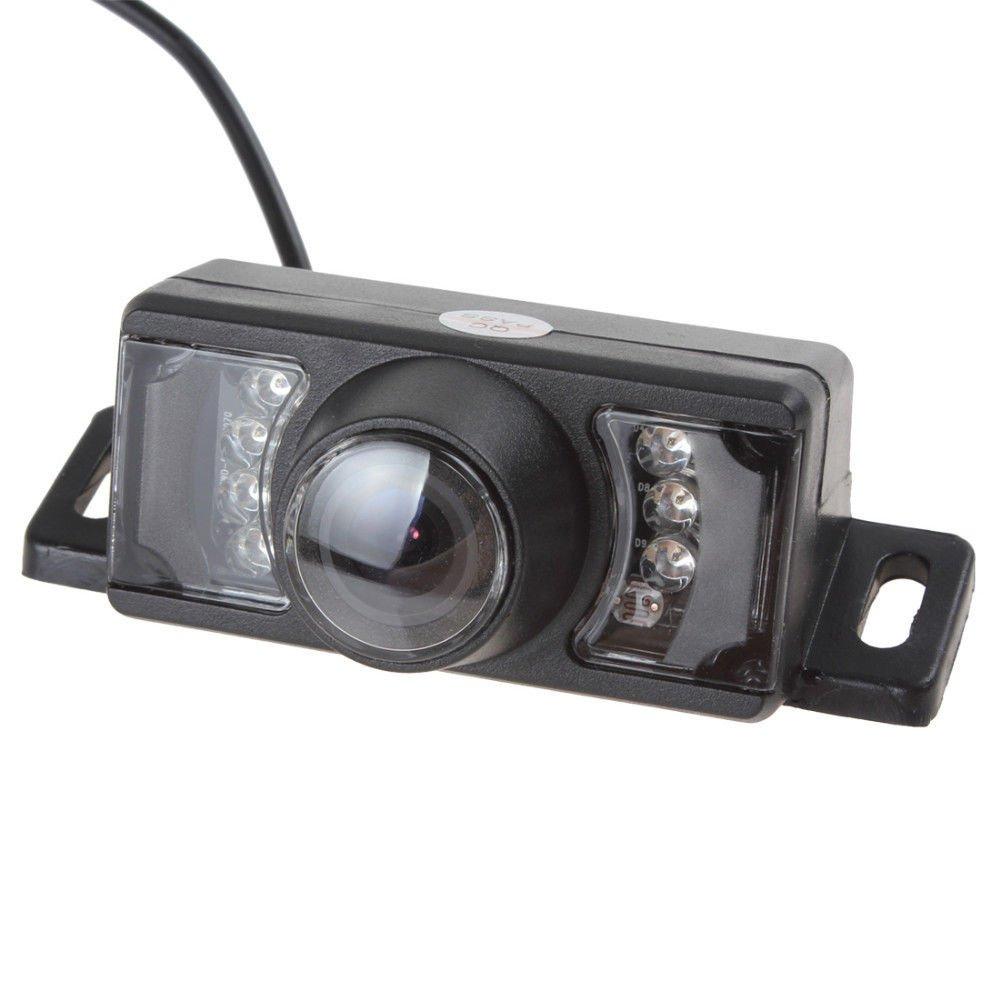 Auto auto telecamera di retromarcia visione notturna a infrarossi colore impermeabile PAL/NTSC telecamera parcheggio, telecamera per retromarcia
