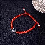 Red String Kabbalah Evil Eye Charm Bracelets for