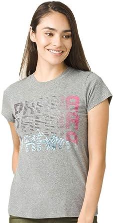 Prana Camiseta de Escalada de la Mujer