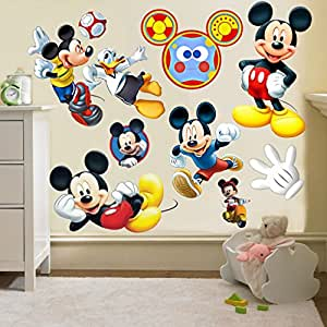 Mickey Mouse Clubhouse Room Decor Games
