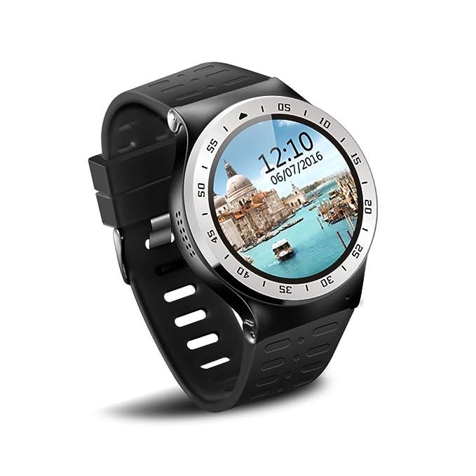 zgpax s99 a 3 G Smartwatch teléfono 1.33 pulgadas Android5.1 ...