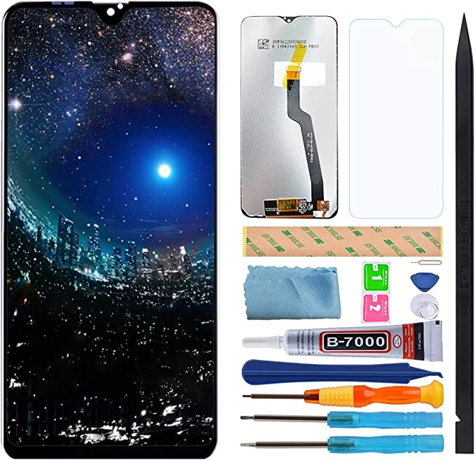Amazon.com: Compatible Samsung Galaxy A10 Screen Replacement, XR MARKET LCD Display Touch Digitizer Screen Assembly Part 6.2 Inch with Screen Protector, Tools