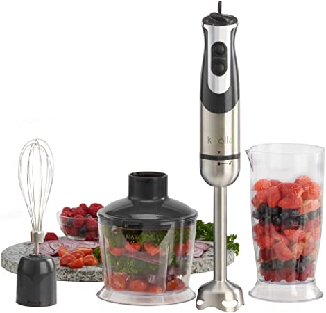Electric 3 in 1 Hand Blender, Chopping