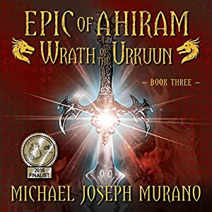 Wrath of the Urkuun Audiobook