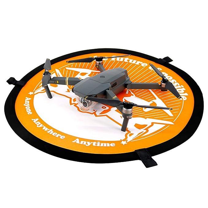 Jfhrfged 550 mm Fast-Fold RC Drone Landing Pad Apron Compatible ...