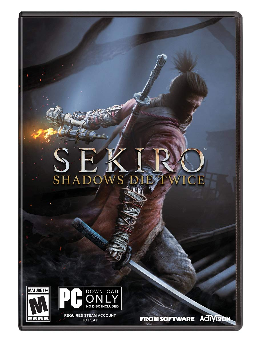 Sekiro: Shadows Die Twice: PC: Amazon com au: Video Games