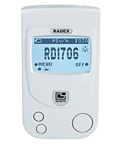 RADEX RD1706 Dual-Pro Professional dual-sensor Radiation Detector / Geiger Counter