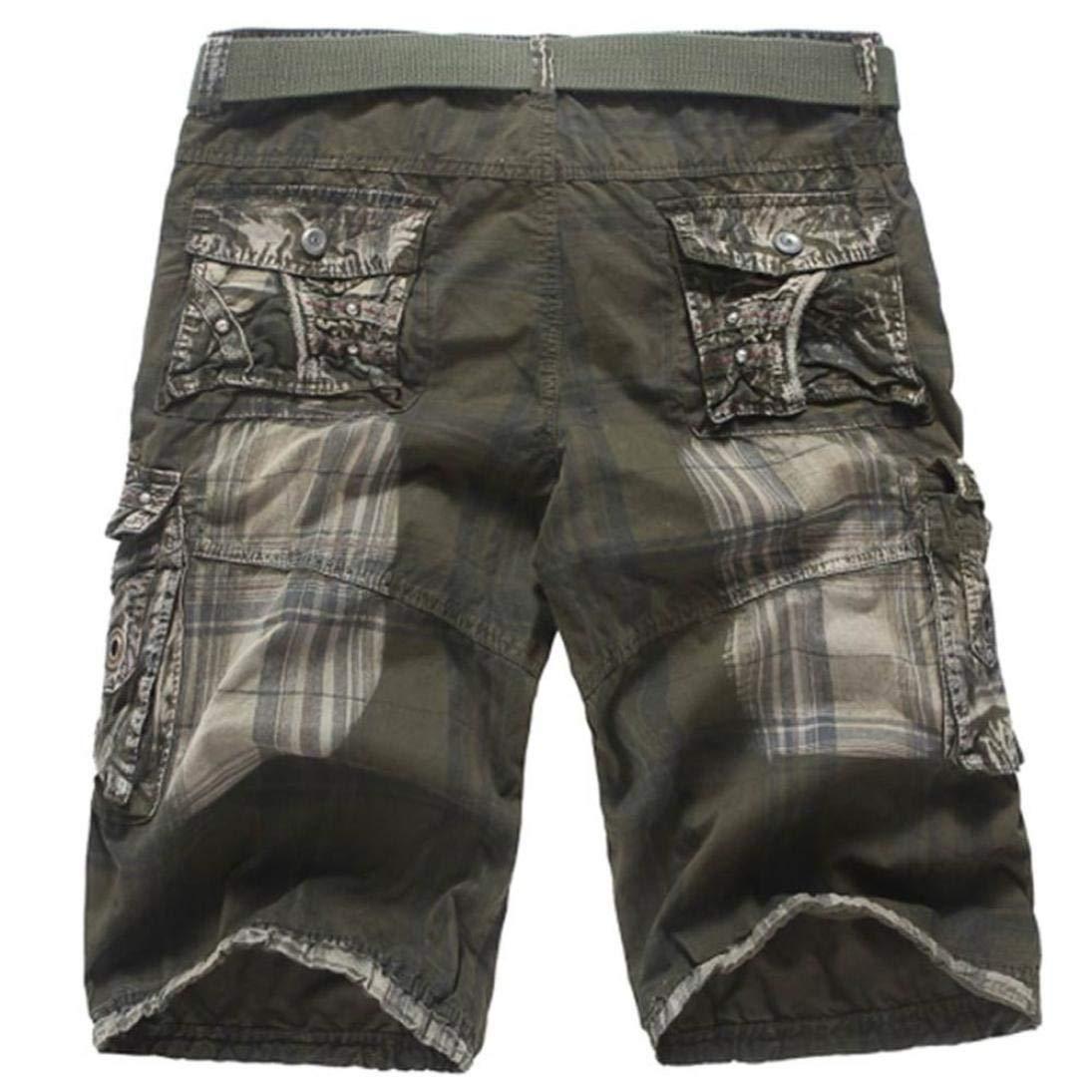 Naturazy-Pantalón Hombre Cortos Chandal Pantalones Pantalones Cortos Pantalones Cortocircuito Trabajo Playa Bolsillo Ocasional del Trabajo: Amazon.es: Ropa ...