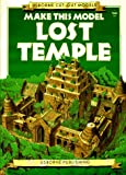 Make This Model Lost Temple (Usborne Cut-Out Models)