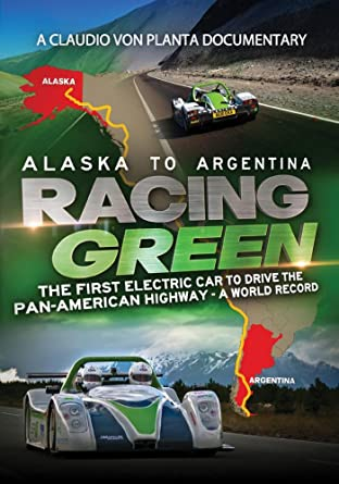 Amazon com: Racing Green - first electric car to drive the