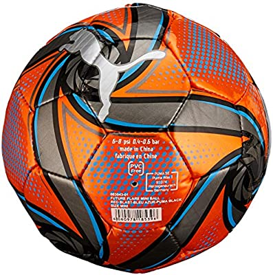 Puma Future Flare Mini Ball Balón de Fútbol, Unisex niños, Orange ...