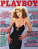 playboy covers - PLAYBOY ----DECEMBER 1981 ISSUE (BERNADETTE PETERS COVER)