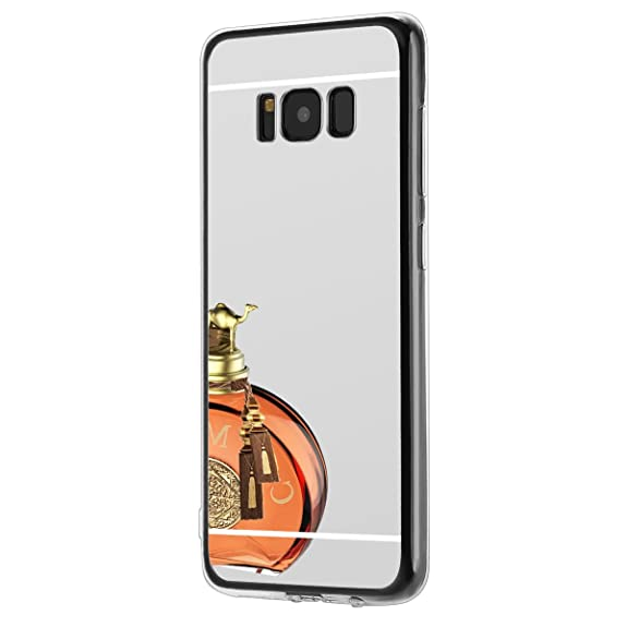 samsung s8 phone cases mirrored
