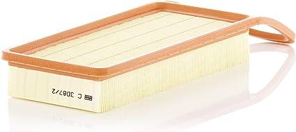 Filtro de aire filtro nuevo Mann-Filter C 38 011