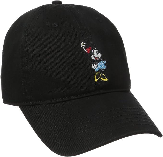 Disney Para Mujer Minnie Mouse Washed Baseball Cap, Adjustable ...