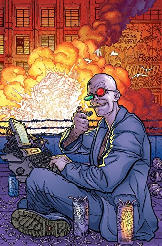 Absolute Transmetropolitan Vol. 2 by Warren Ellis