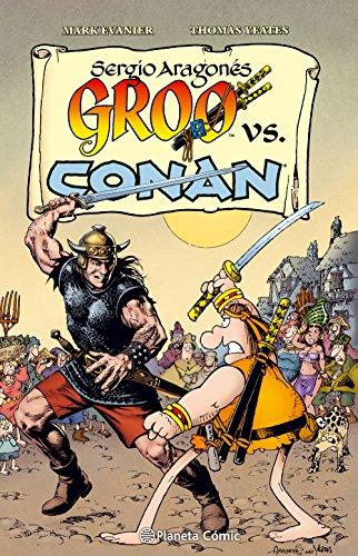 Descargar Libro Groo Vs Conan Sergio Aragones