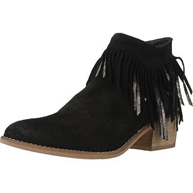 Ricosta Stan, Sneakers Hautes Garçon - Marron (Hazel 264), 34 EU