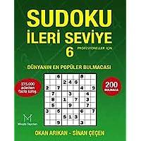 SUDOKU İLERİ SEVİYE 6