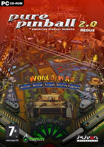 Pure Pinball - 2.0 Redux (PC) by Fusion Software