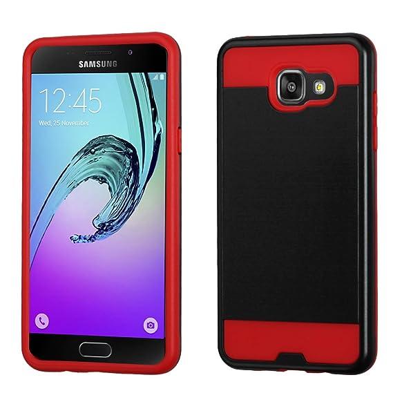 Amazon.com: Funda Case para Samsung Galaxy A5 2016 Doble ...