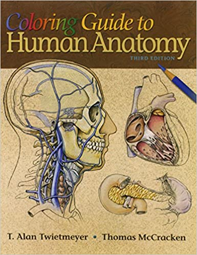 Coloring Guide To Human Anatomy Third Edition