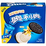 奥利奥冰淇淋夹心香草味家庭装388g