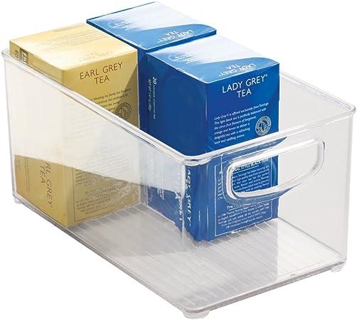 iDesign Cabinet/Kitchen Binz Caja organizadora, gran organizador ...