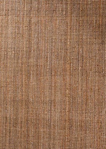Dara Handspun Natural Jute 8x10 Area Rug Hand woven by Persian-Rugs
