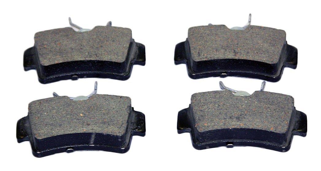 Monroe CX627A Ceramic Premium Brake Pad Set Monroe Brakes